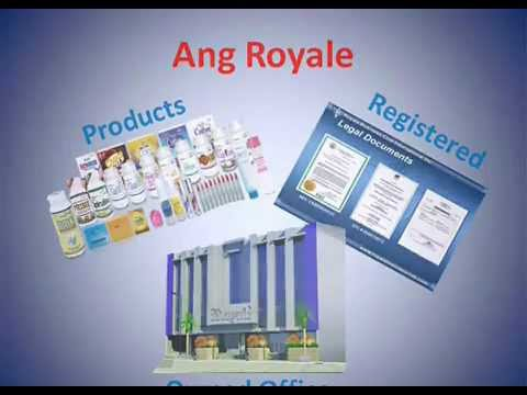 Royale business presentation singapore time