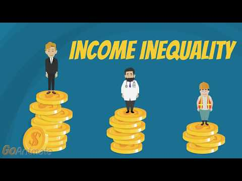 Income And Wealth Inequality In America