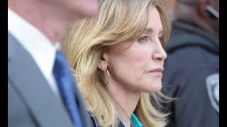 Felicity Huffman sentenced to 14 days in jail| CCTV English