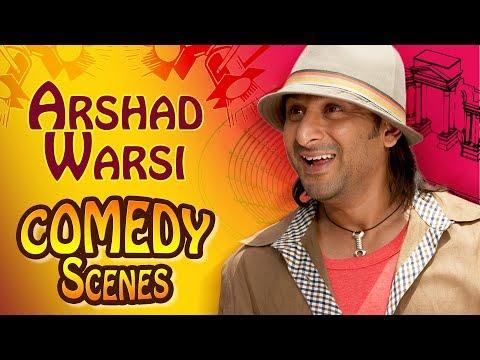 Arshad Warsi Comedy Scenes - Back To Back Comedy - Golmaal Fun Unlimited - Dhammal -  IndianComedy