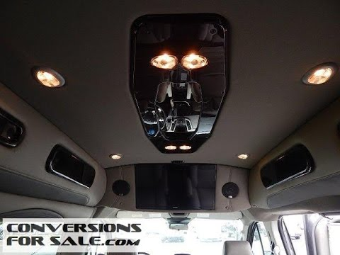 Ford Transit Conversion Vans For Sale Texas