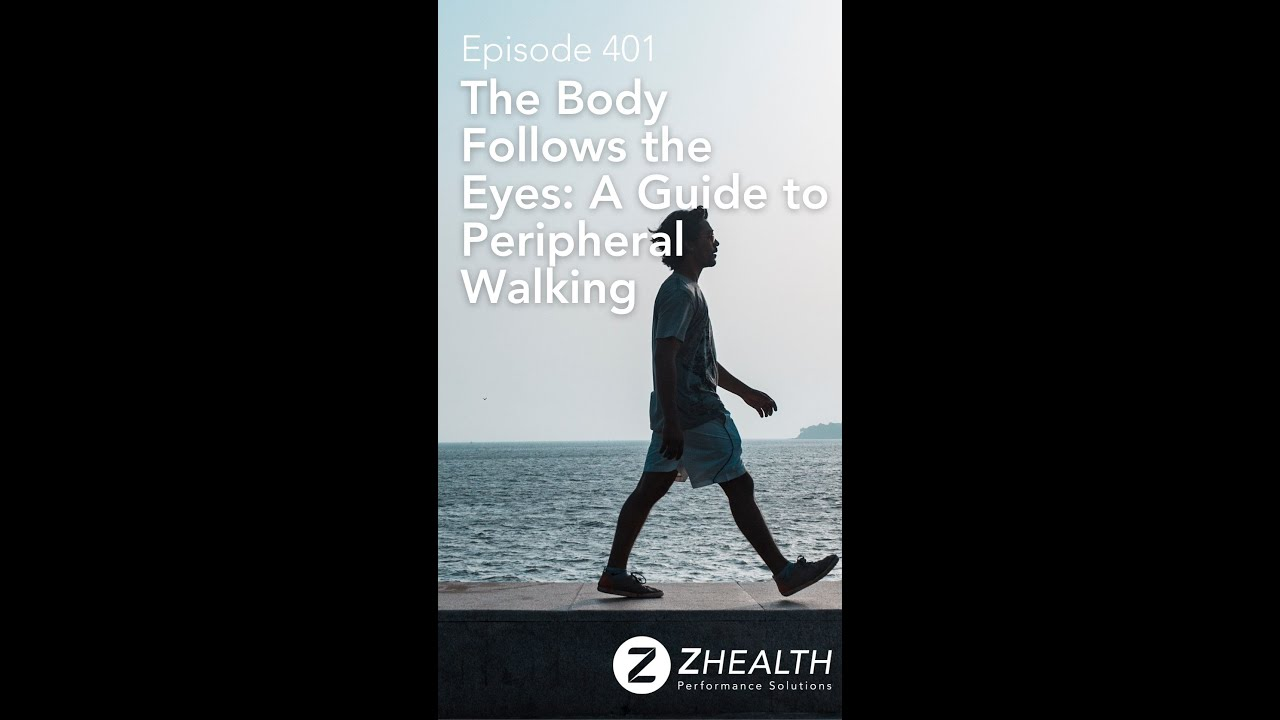 The Body Follows the Eyes: A Guide to Peripheral Walking