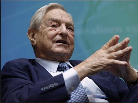 "George Soros ""I Am A God, I Created Everything, I Control America And Hillary Clinton"""
