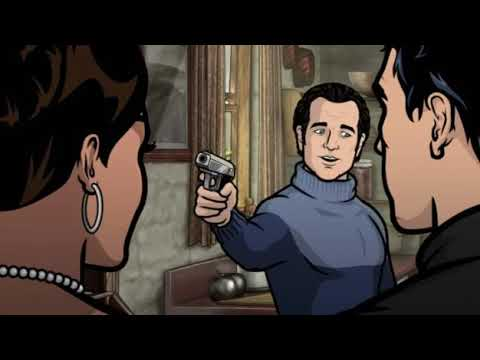 Archer saison 6 pisode 10 archer et lana contre le - Archer episodes youtube ...