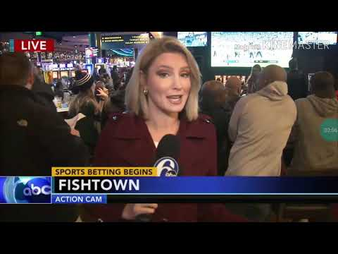 Sports Betting Begins At SugarHouse Casino In Philadelphia