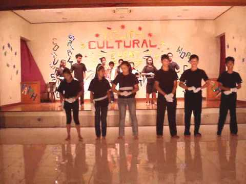 Cultural 2009: Zion's Youth - San Isidro Branch