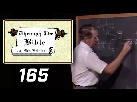 [ 165 ] Les Feldick [ Book 14 - Lesson 3 - Part 1 ] Introduction to New Testament continued