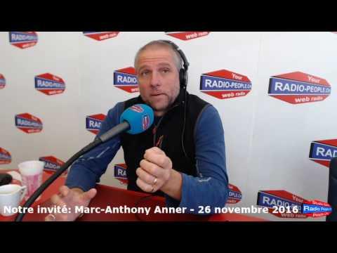 L'interview de Marc-Anthony Anner - Président de l'International Chablais Hockey Trophy
