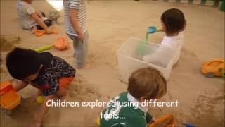 Bluebells Sand Play at Blossom Mudon