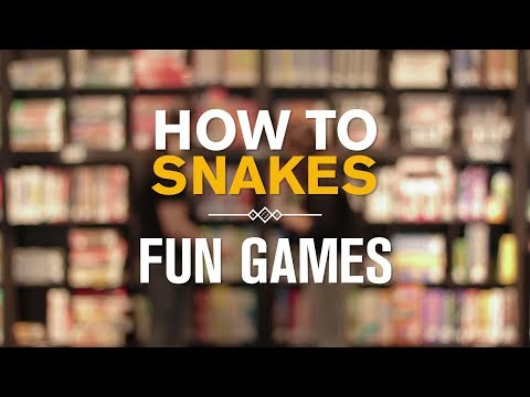 How To Snakes: Fun Games