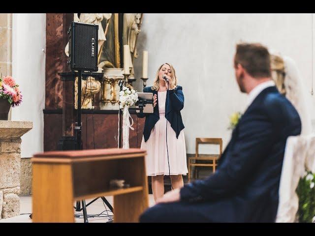 Bis Meine Welt Die Augen Schliesst Cover Hochzeitssangerin Jennifer Hanke Klawitter Youtube