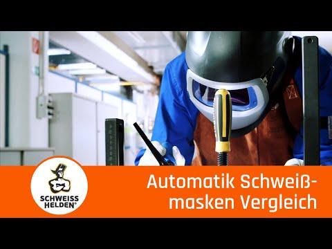 17. Heldenlektion - Automatik Schweissmasken (Schweisshelme)