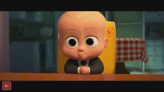 БОСС МОЛОКОСОС 2017  мультфильм   Официальный дублированный трейлер