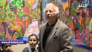 بالفيديو  ..هانى شنودة من معرض الكتاب : 'الأطفال بقوا بيسمعو اوكا واورتيجا '
