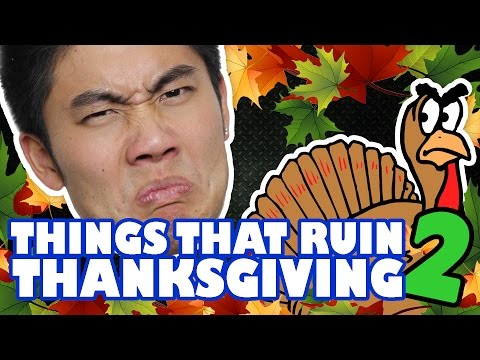 Thumbnail: Things That Ruin Thanksgiving! pt.2