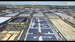 626 kW Solar System on Liberty Distributor's Rooftop in Brooklyn, NY