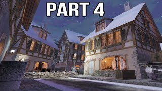 Call of Duty 2 Gameplay Walkthrough Part 4 - German Campaign - Battle of the Bulge