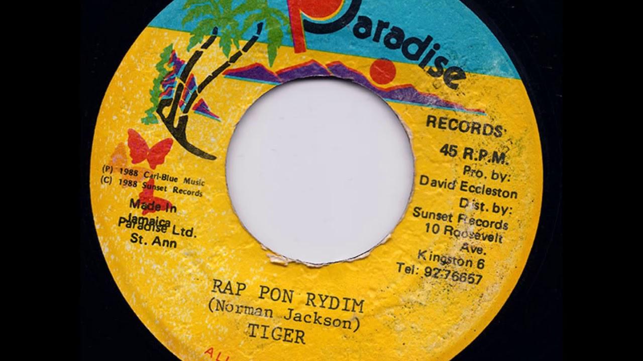 Tiger - Rap Pon Rydim + Dub - 7