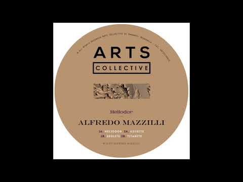 Alfredo Mazzilli - Azurite [ARTSCOLLECTIVE022]