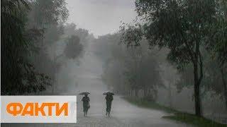Непогода в Украине: более 150 населенных пунктов остались без света / Видео