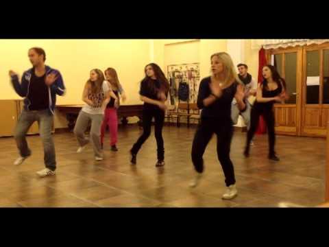 Kazaky - In the middle / Silver Step táncpróba