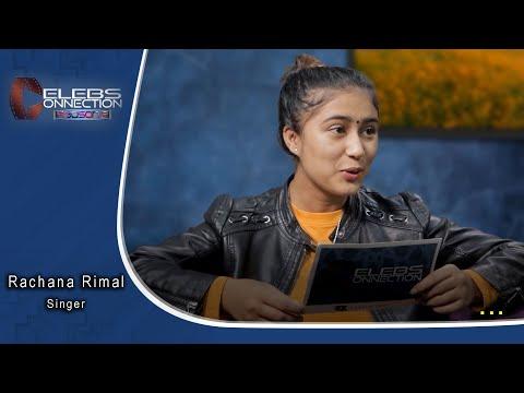 """Rachana Rimal भन्छिन् """"गाउन भन्दा अभिनए  गर्न गाह्रो रहेछ """" ll Celebs Connection ll"""