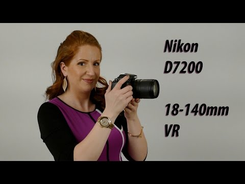 Nikon D7200 w/ AF-S 18-140mm VR Kit Lens - Review