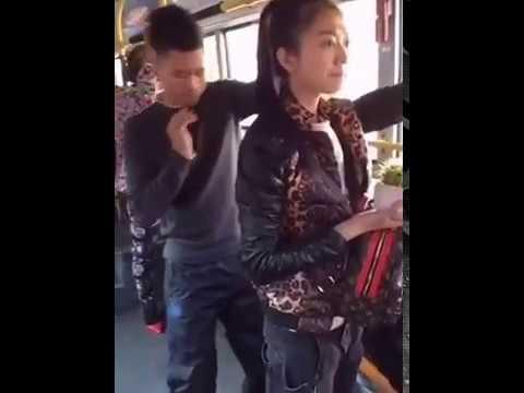 Пристаёт к тёлке в автобусе смотреть фото 780-382