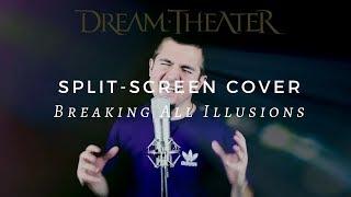 Dream Theater - Breaking All Illusions SPLIT SCREEN COVER