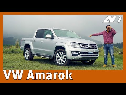 Volkswagen Amarok - EL GTI De Las Pick Up