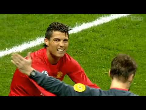 Manchester United Vs Chelsea 1-1 ( Pen 6-5) - UCL Final 2008- Highlights ( English Commentary)