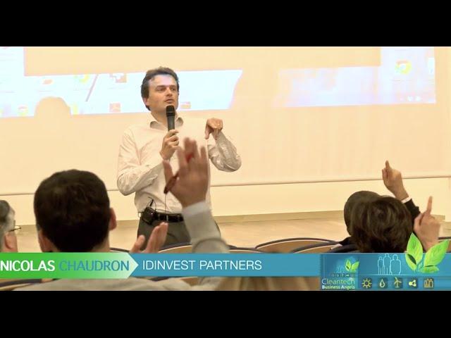 Formation Levée de fonds Cleantech Business Angels NC