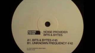 Noise Provider - Unknown Frequency