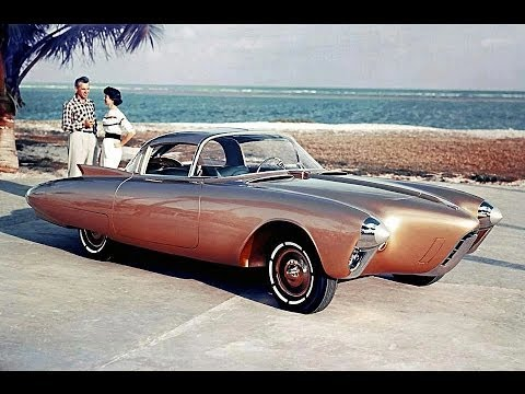 Concept Cars Of The '40s, '50s And '60s