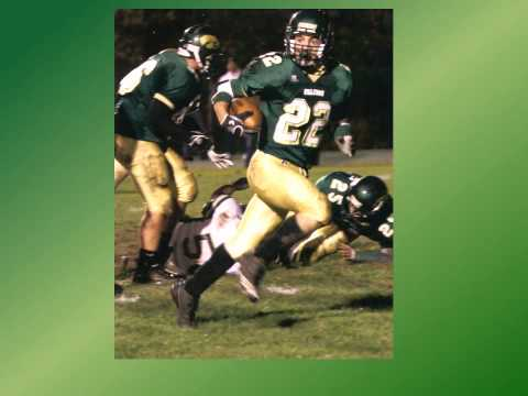 2010 Dighton-Rehoboth Football Highlights