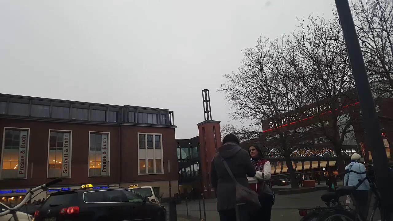 Einkaufszentrum Kiel