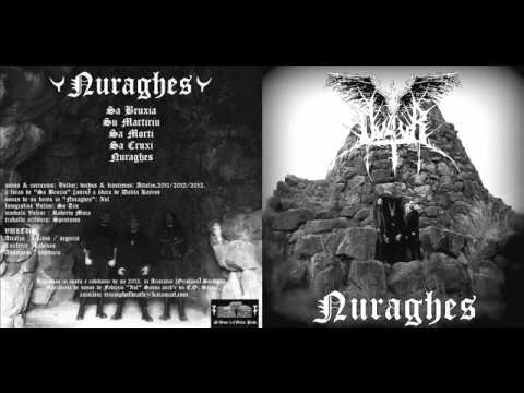 Vultur - Sa Cruxi - nuraghes ep thumb