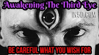 Awakening the Third Eye Experiment | in5d.com