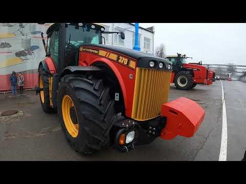 RSM 370. Новый трактор Ростсельмаш.