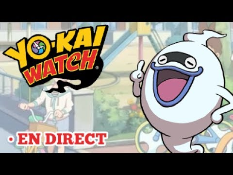 on commence yokai watch 1 youtube. Black Bedroom Furniture Sets. Home Design Ideas
