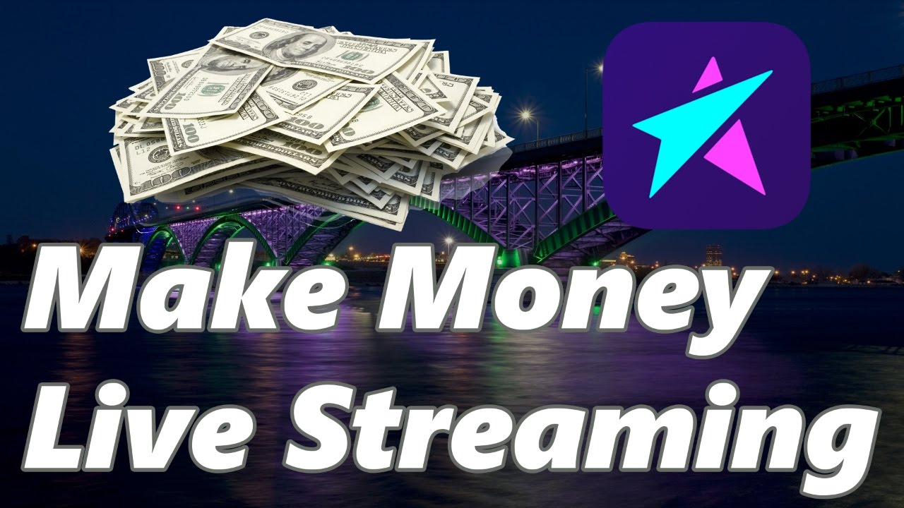 make money off live. me
