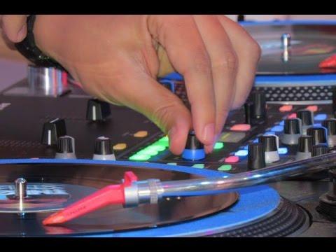 DJ Marquinhos Espinosa RedBull Thre3Style Show Case 2015@DJ Ban Brazil.