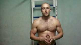 видео Как быстро накачать грудь без железа. Три упражнения