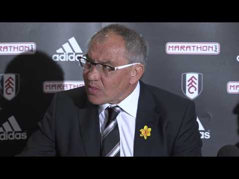 Magath: My lucky glasses helped us win