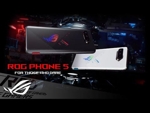 Ultimate mobile gaming - ROG Phone 5 | ROG