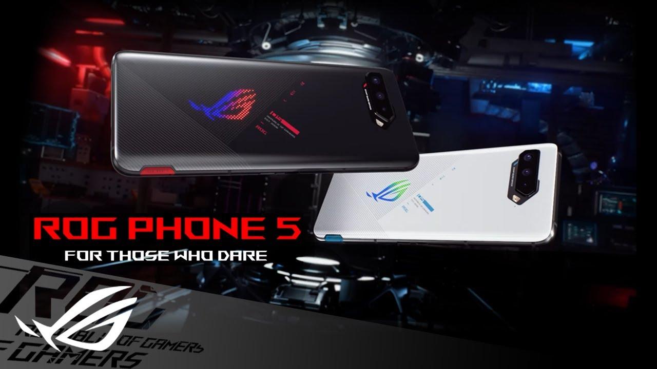 Ultimate mobile gaming - ROG Phone 5 | ROG - YouTube