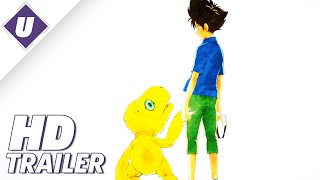 Digimon Adventure (2020) - 20th Anniversary Official Film Teaser