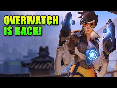 Overwatch Beta Is Back And It's Even Better! - Asurekazani