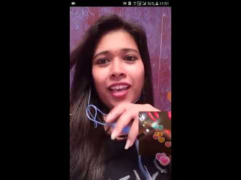 Cute girl hot video call thumbnail