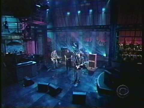 Steve Earle And The Dukes - N.Y.C. - (Live On Letterman '97)